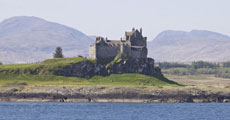 Attractions on the Isle of Mull including historical geology and things to do 