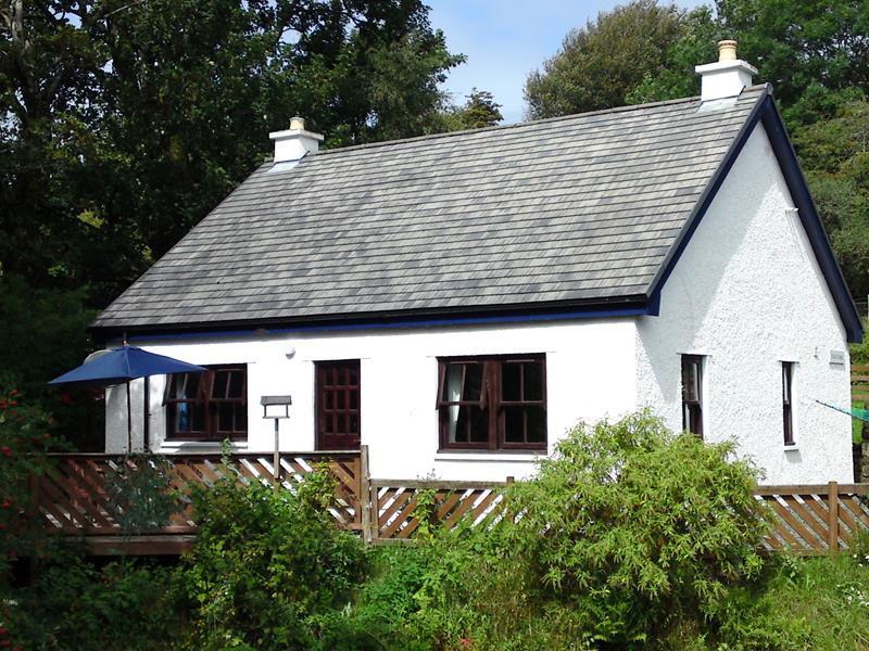 Rock Cottage Dervaig