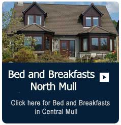 Bed and Breakfast in Northern Mull