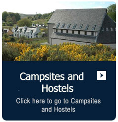 Campsites and Hostels