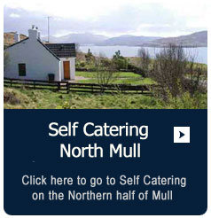 Self Catering in Northern Mull