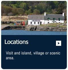 Visit a village, island or scenic area