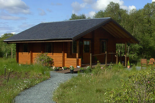 Hart of Mull Cabins