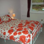 Tigh an Creag Double bedroom