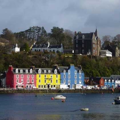 Tobermory Website