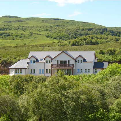 Where to stay on the Isle of Mull