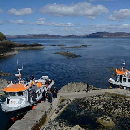 Trips and tours on the Isle of Mull