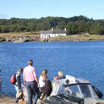 What to do on the Isle of Ulva