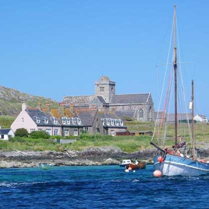 Places to visit on the Isle of Iona