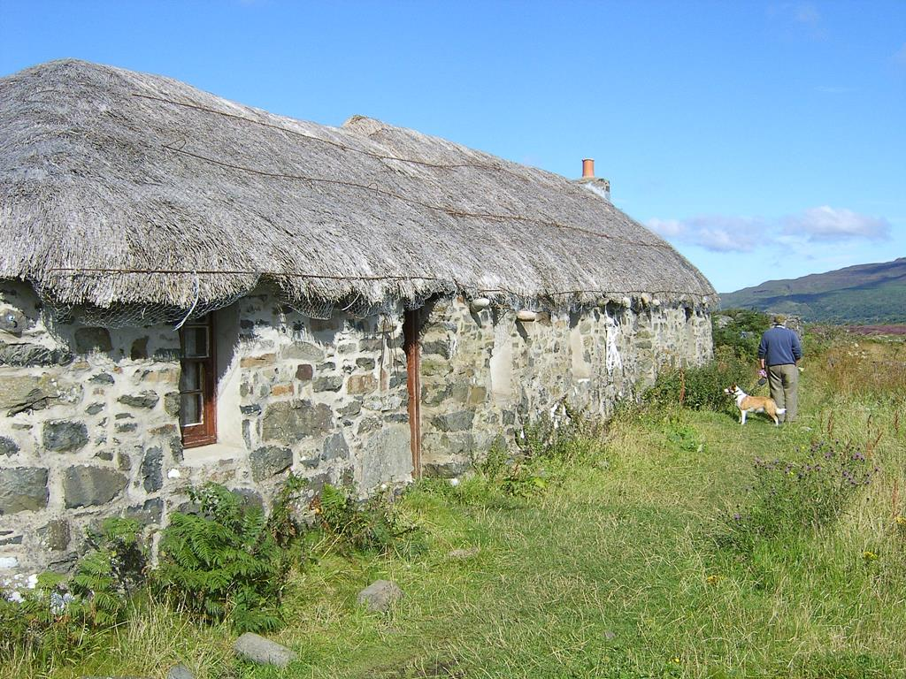 Sheilas Cottage Ulva