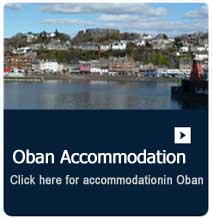 Oban Accommodation