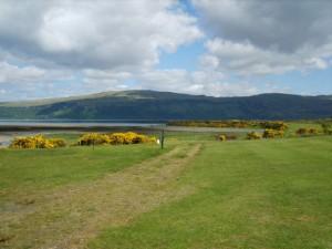 Craignure Golf course