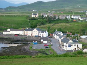 Bunessan on of the southern villages
