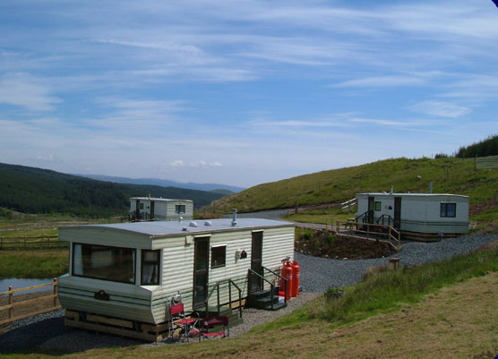 Crannich Holiday Caravans