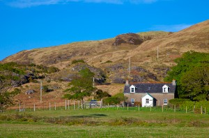 Kathleen Cottage Lochbuie Self Catering Cottages South of Mull