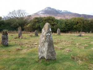 Loch Buie Stone Circle the beginnings of the history of Mull