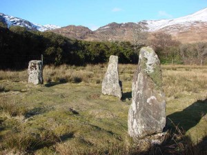 Loch Buie Standing Stones