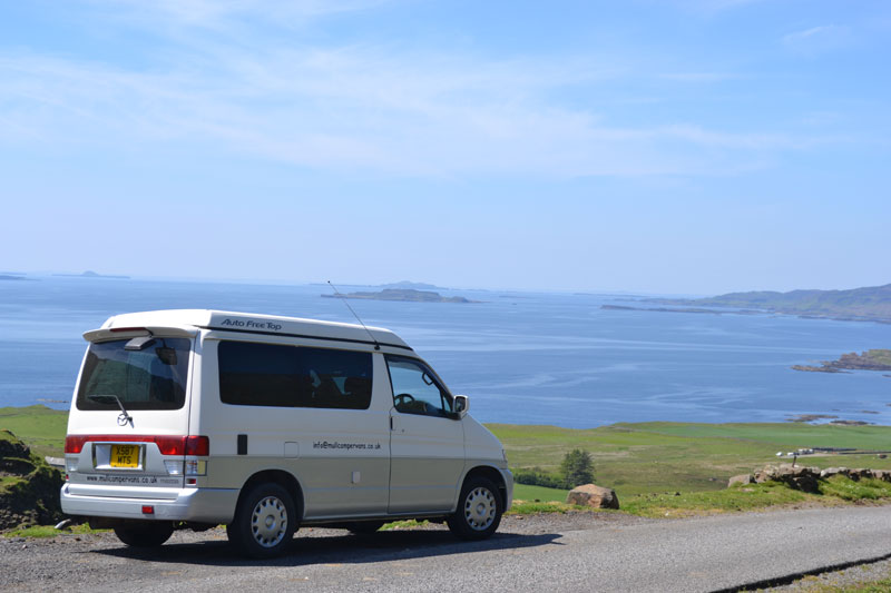 Mull Campervans