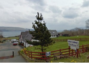 Arle Lodge Bed and Breakfast Central Mull