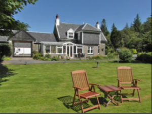 Gruline Home Farm Bed and Breakfast Central Mull