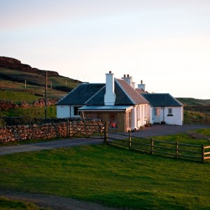 Haunn Cottages self catering cottages north Mull