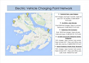 Charging Point Map v2