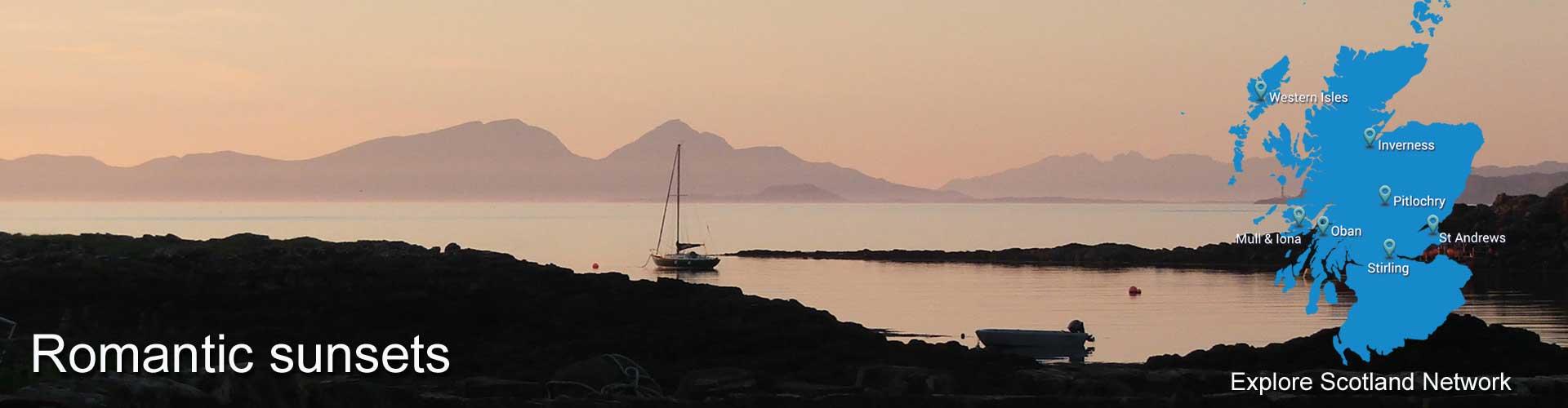 Isle of Iona sunsets