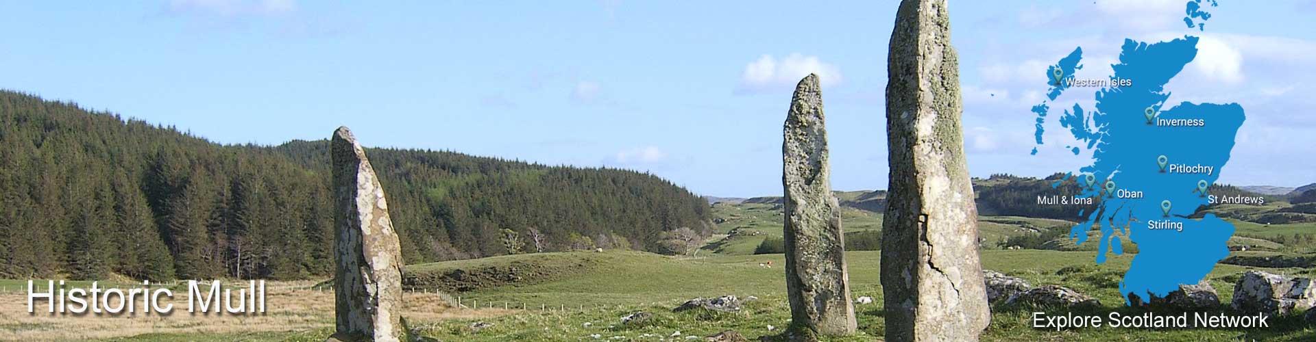 Isle of Mull history