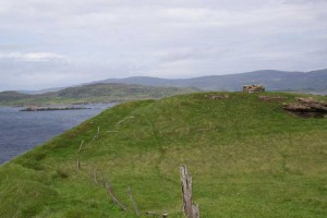 inch kenneth iron age fort