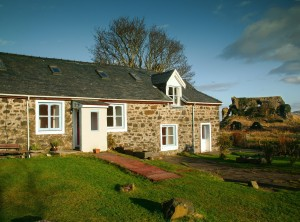 Aros Mains Self Catering Cottages Central