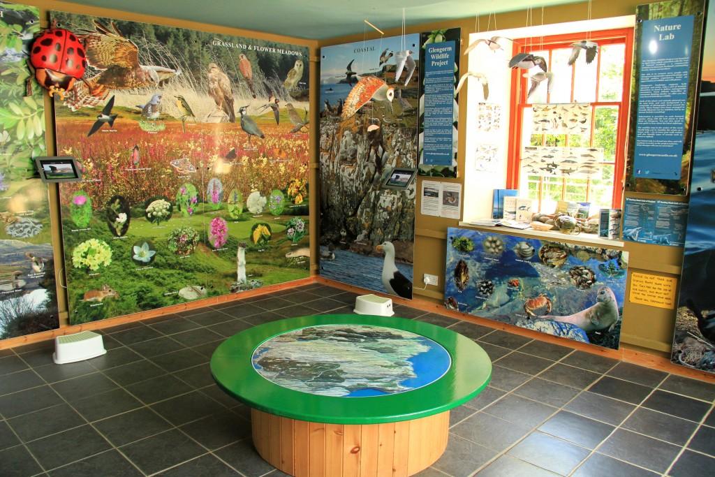 Glengorm Wildlife Project