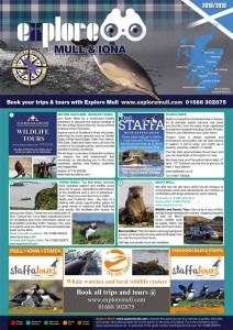 Explore Mull Guide with maps