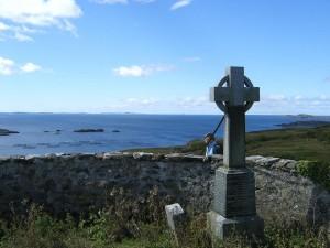Clark's memorial