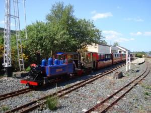 Mull light railway history