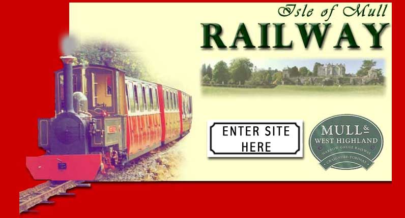 Front page for Mull Rail
