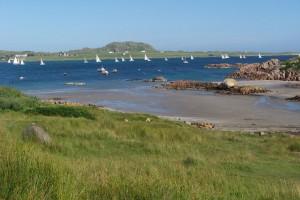 Fionnphort beach to Iona