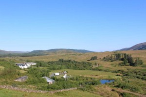 Crannich in Campsites and Hostels