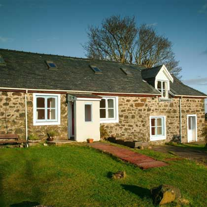 Self Catering Accommodation on south Central Mull