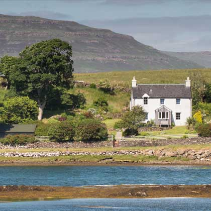Self Catering Accommodation on south Mull Mull