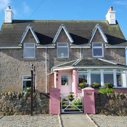 bed and breakfast Accommodation in southern Mull