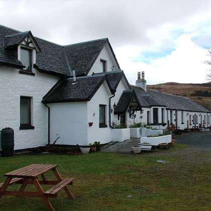 Hotels Accommodation on Mull