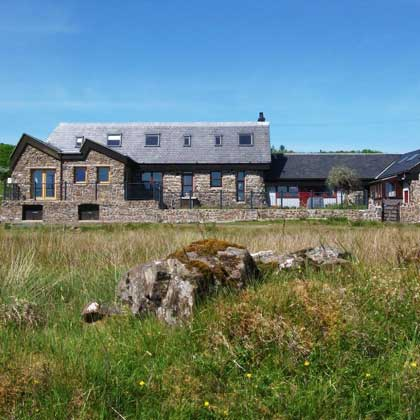 Self Catering Accommodation on south north Mull