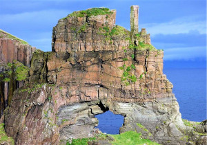 Second Carsaig Arch