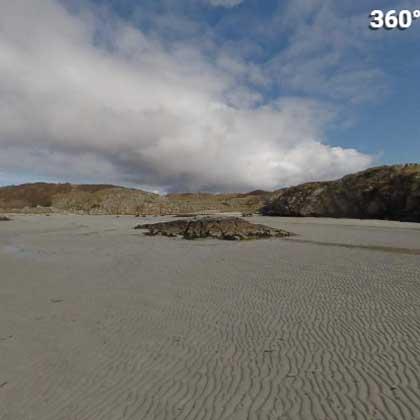 Knockvologan Beach 1