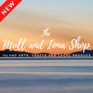 Mull and Iona online shop