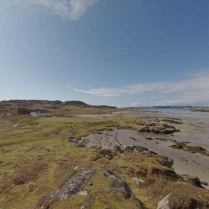 Isle of Erraid 360 Mull