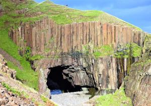 First Carsaig Arch