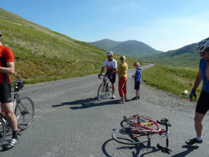 Mull Cyclo Sportive cycling event
